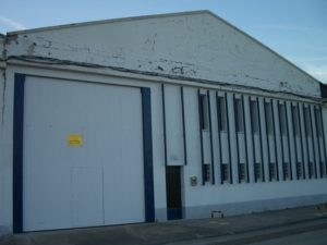 Warehouse for lease in Santa Fé