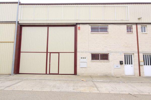 Warehouse in Malpica